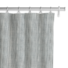 Barn & Willow | Linen-Cotton Blend Drapery - Slate product image