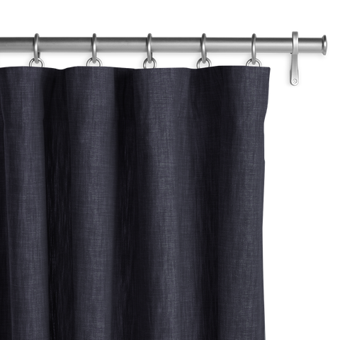Organic Cotton - Storm Gray Panel