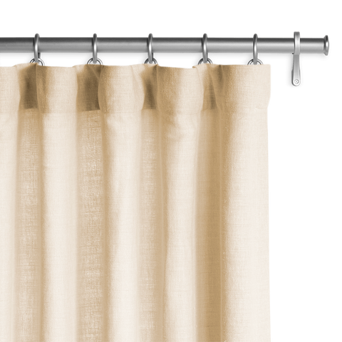 Washed Belgian Linen - Sand