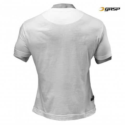 GASP STANDARD ISSUE TEE - OFF WHITE - BACK