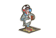 NBALAB - Clippers Mascot Pin