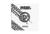 Super Street - Steering Wheel Pin