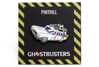 Ghostbusters 35th Anniversary - Ecto 1 Car Pin