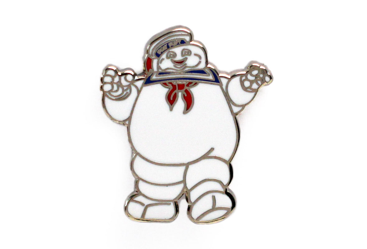 Ghostbusters 35th Anniversary - Stay Puft Marshmallow Man Pin