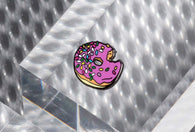 Frosted Donut Pin