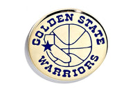 NBALAB - Golden State Warriors Logo Pin
