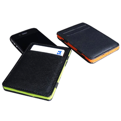 Leather Card Case - Assorted Colors - BoardwalkBuy - 4