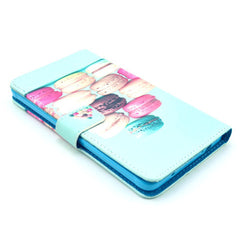 Cake Stand Leather Case For Samsung note4 - BoardwalkBuy - 4