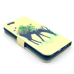 Deer Stand Leather Case for iPhone 6 4.7 - BoardwalkBuy - 5