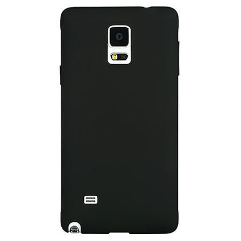 Plastic Hard Frosted Case for Samsung Note 4 - BoardwalkBuy - 1