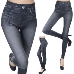 Shaping Jean Leggings 2 pack