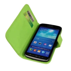 PU Stand Leather Case for Samsung S4 - BoardwalkBuy - 4