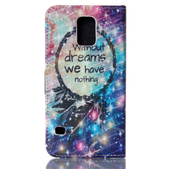 Dream Stand Leather Case For Samsung S5 - BoardwalkBuy - 4