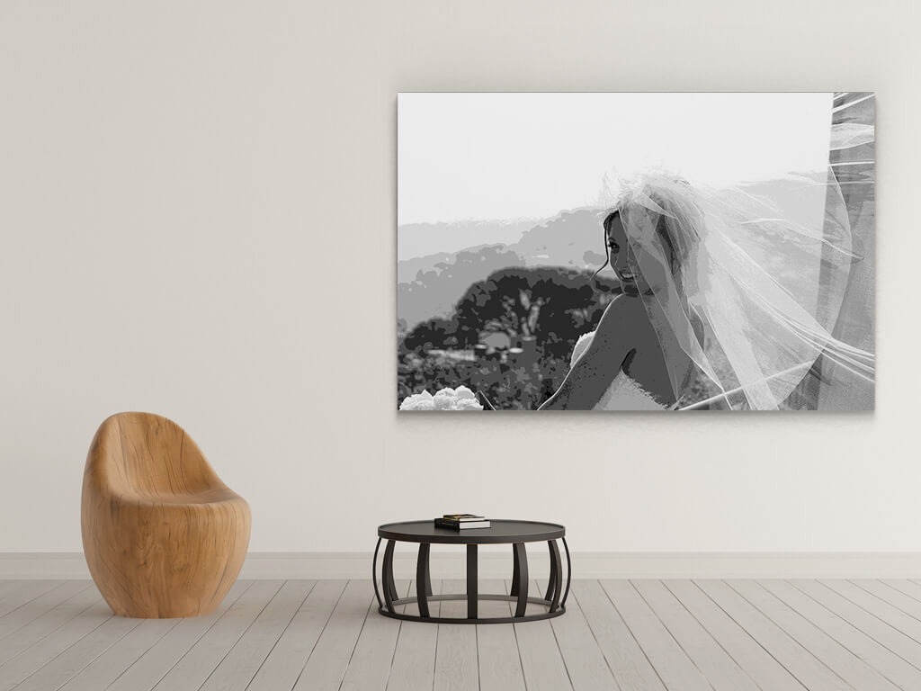 Black & White Canvas Prints