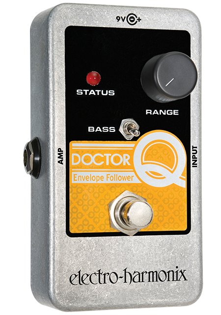 Buy Electro-Harmonix Doctor Q Envelope Filter Guitar Effects Pedal Online