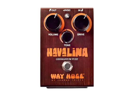 Buy Way Huge Havalina Germanium Fuzz Online