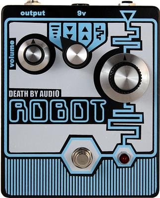 Death By Audio Robot