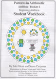 Addition: Booklet 1 - Student Workbook