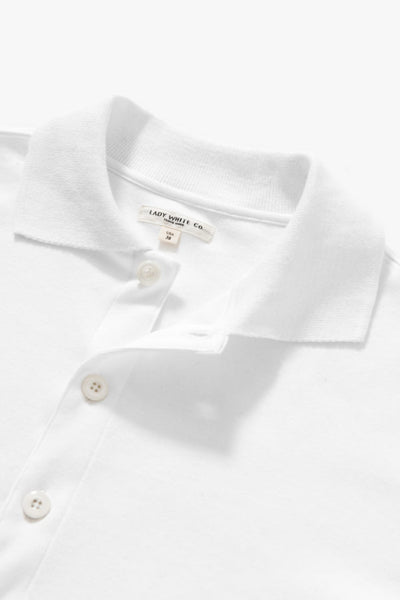 LW PLACKET POLO
