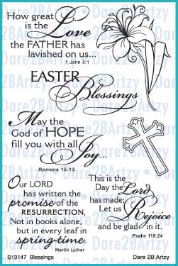Blessings (Easter) Stamp Set