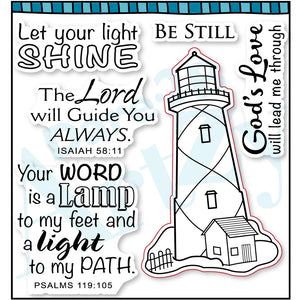 My Path Lighthouse Stamp Set