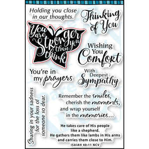 Wishing Comfort Stamp Set