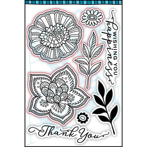 Wishing Happiness Stamp Set