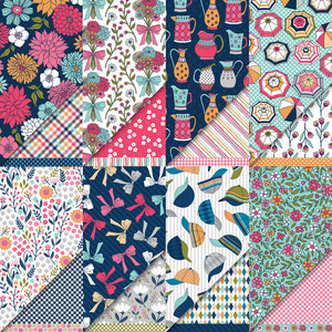 Summertime Petals Collection Variety Pack (16 papers)