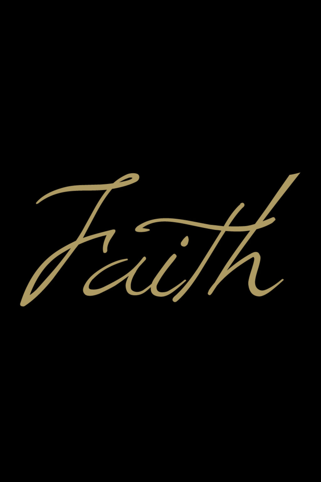 Faith Fitness Joggers