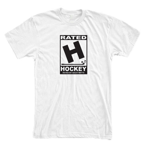 Rated H for Hockey Shirt