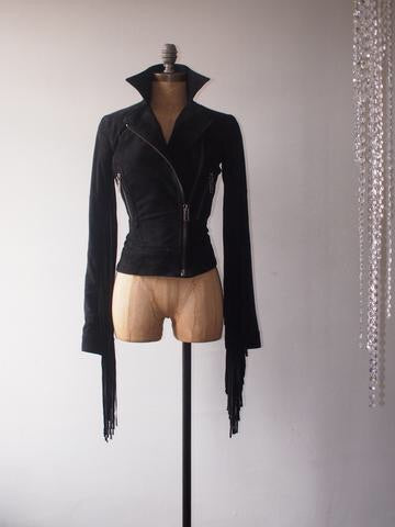 Morrison fringed jacket