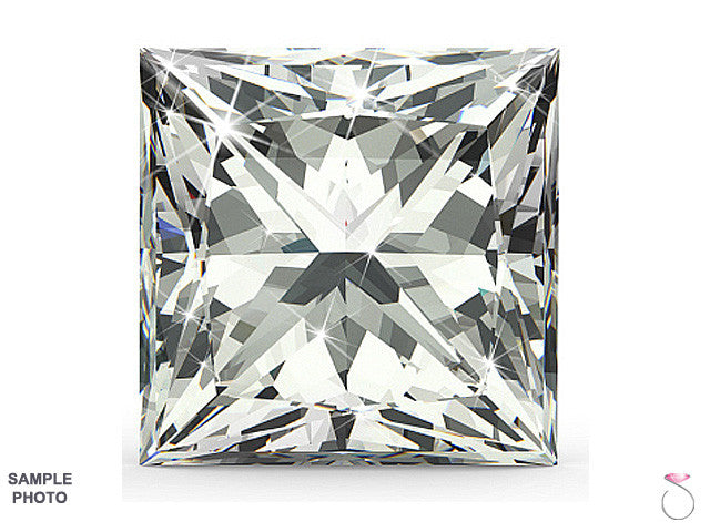 Princess Cut Diamonds in Hawaii over 2 carat, Diamonds Honolulu