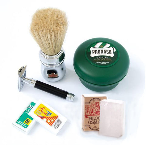 Basic Safety Razor Kit