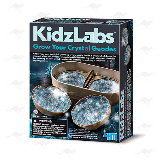 Geode Growing Kit