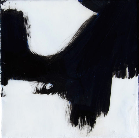 Black and White Resin 2- Carrie Penley