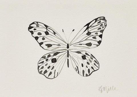 Butterfly Study 02