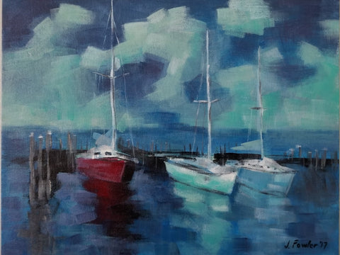 Manteo Sailboats