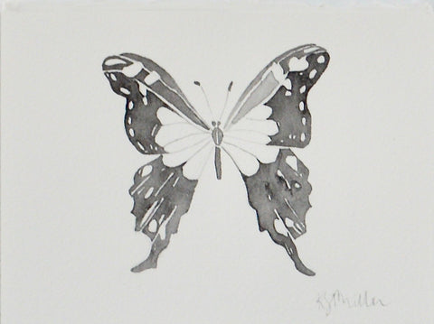 Butterfly Study 01