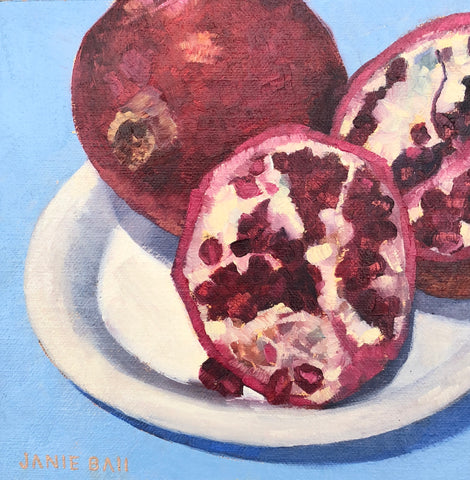 Pomegranate Study