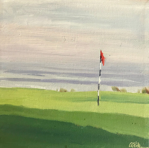 Thirteenth Green
