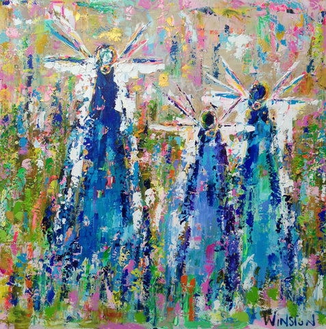 Angelic Trio -