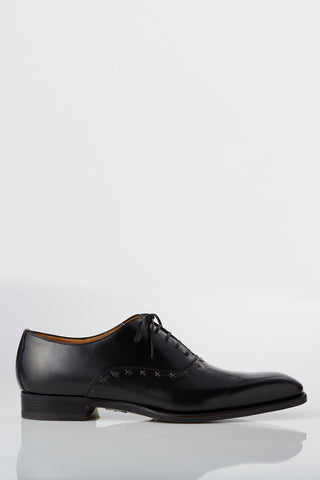 Santoni Freemont Double Buckle Monk-strap Sneaker in Black