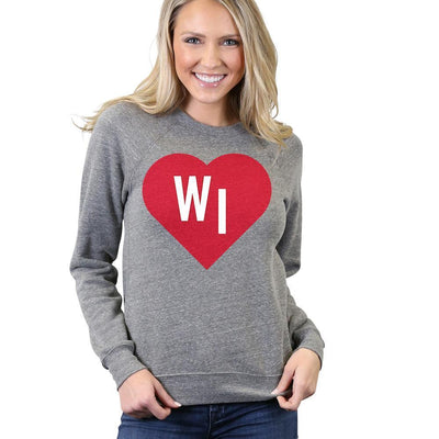 Wisconsin Red Heart