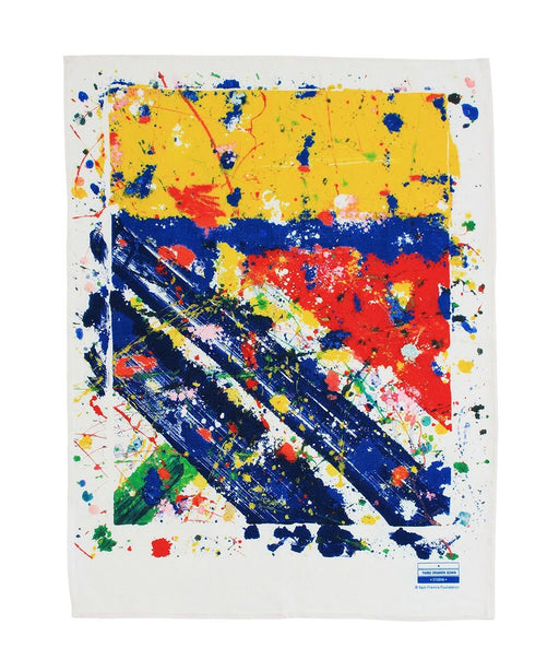 Slant Tea Towel X Sam Francis Textiles Third Drawer Down Studio Default Title