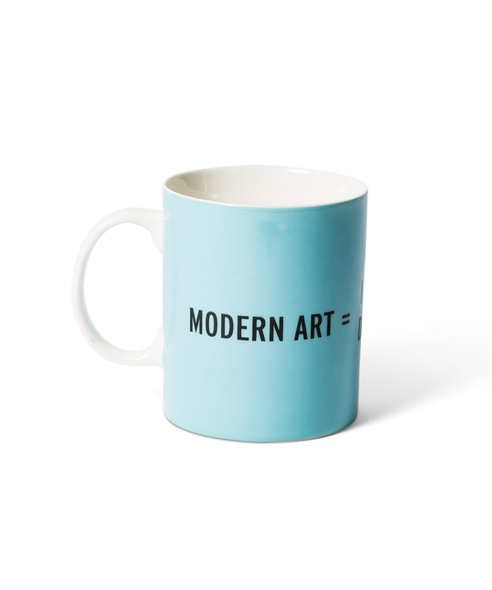 Third Drawer Down X Craig Damrauer, Modern Art Mug Ceramic Third Drawer Down Studio