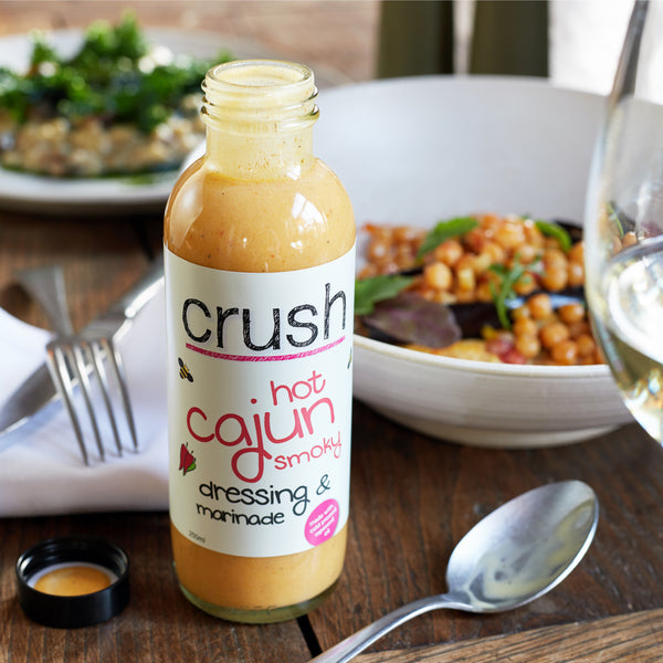 Hot & Smoky Cajun Dressing