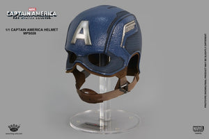 King Arts Captain America Helmet 1/1 movie props replica