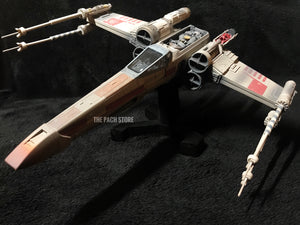 Star Wars Code 3 - 1:38 scale Diecast X-Wing