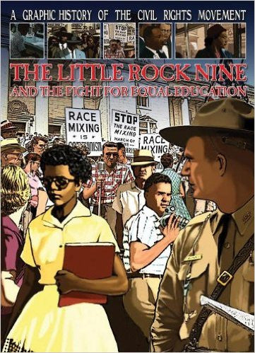 Little Rock Nine cover