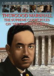 Thurgood Marshall graphic cover
